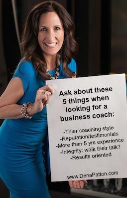 biz coach questions